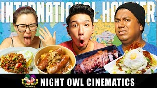 Food King Singapore: International Hawker!