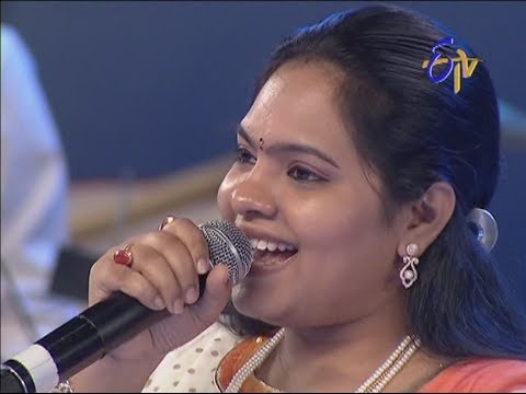 Swarabhishekam - Gopika Poornima Performance - Laali laali jolali Song - 15th June 2014