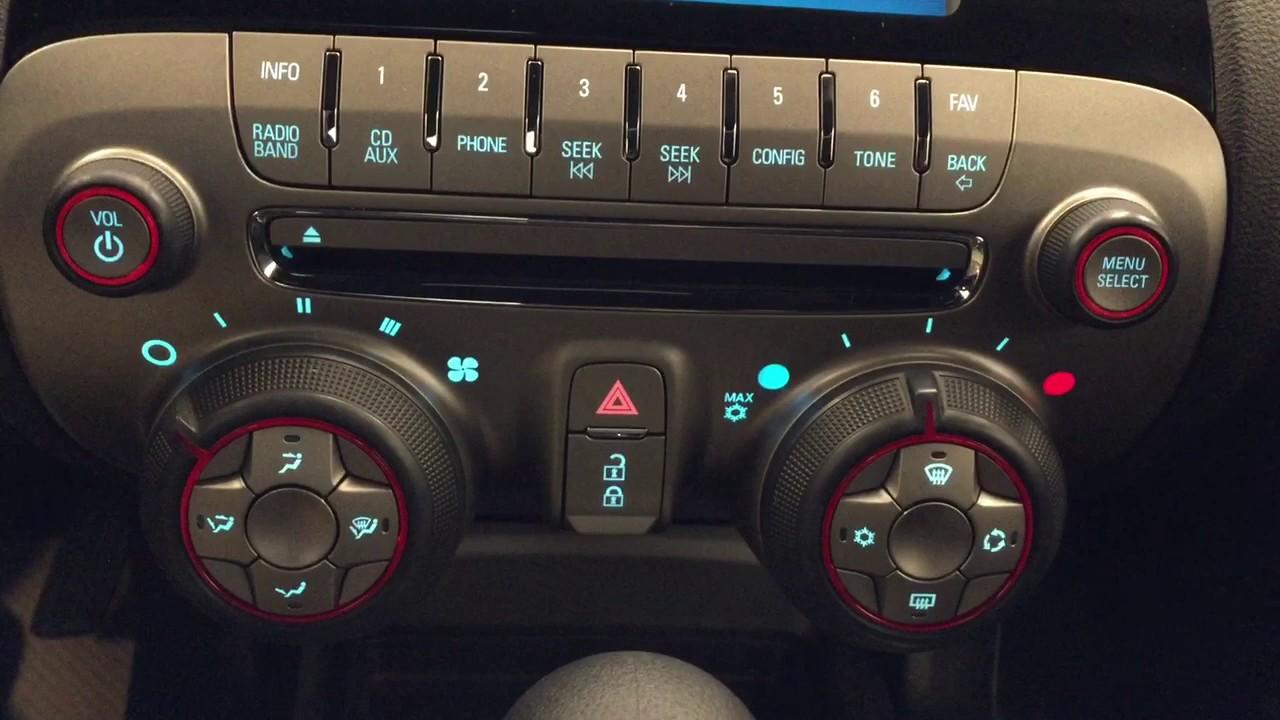 2015 Chevrolet Camaro 2dr Cpe Ls W 2ls