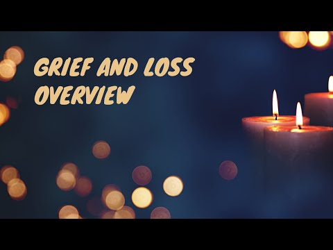 Grief And Loss Overview | Counselor Toolbox Episode 69
