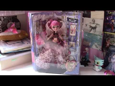 C.a Cupid Festa del Trono / Thronecoming - Ever After High - Review / Recensione ***
