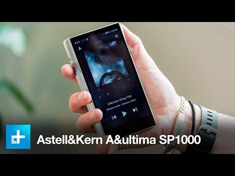 Astell&Kern a&ultima S1000 - Hands On Review
