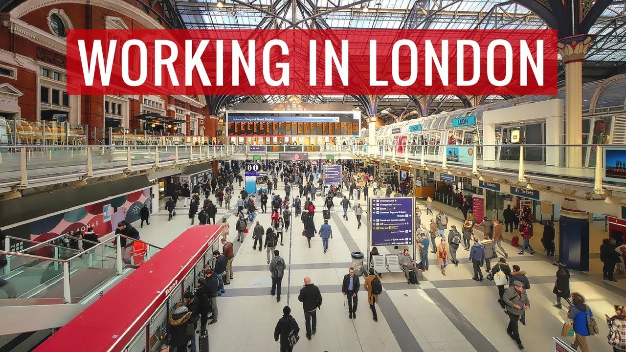 9 important things to know before working in london living in