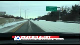Franklin County Road Conditions