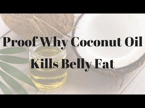 Proof Why Coconut Oil Kills Belly Fat – 826
