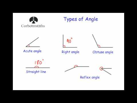 Types of Angle