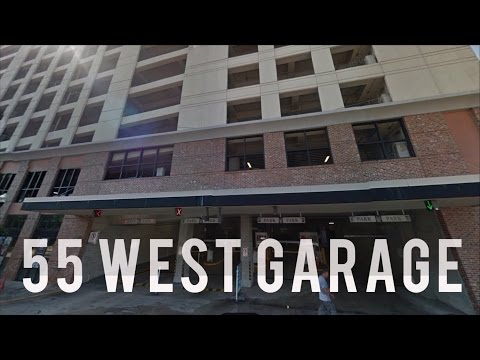 Tour of the 55 West Parking Garage - Orlando FL