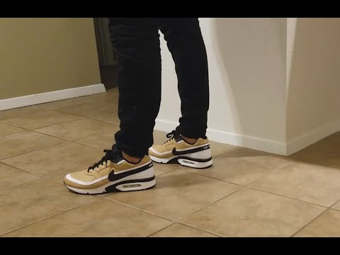 1d6d460ff6 Nike Air Max BW in Vachetta Tan Leather (ON FEET) Song: Beeza - Timber  Timber