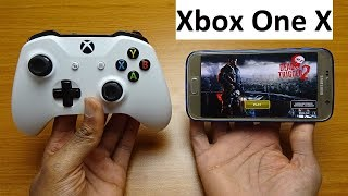Play Android Games With Xbox One X Controller 2018