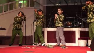 somos soldaditos pentecostales epa