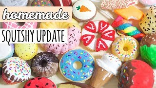 Homemade Squishy Update #3 (short version available)