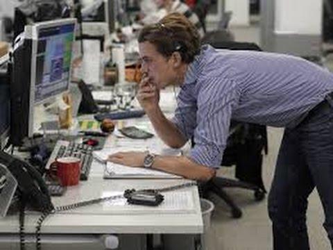 FX Day Trader Is Live Trading Under Pressure