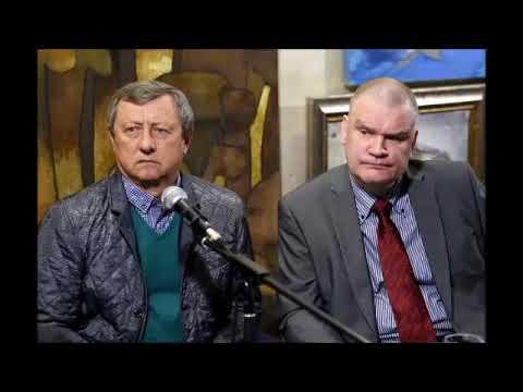 Эйнарс Граудиньш и Юрий Журавлёв - Альтернатива (20.07.18)