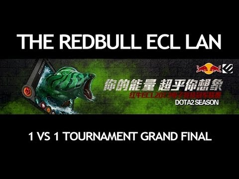 Cty vs Fy- 1v1 Mid SF (RedBull ECL 1v1 - Grand Final) [WHAT A PLAYER]