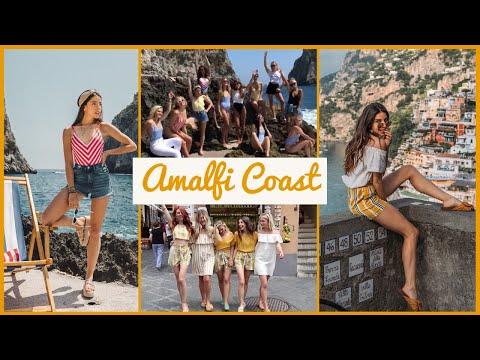 YURTDIŞINDA YAZ KOLEKSİYONU FOTOĞRAFLARI NASIL ÇEKİLİR   Positano, Capri, Amalfi Vlog