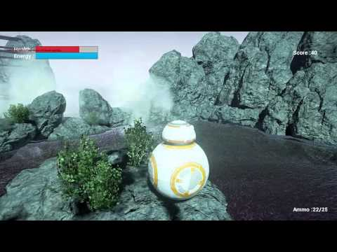 My first game on unreal engine 4