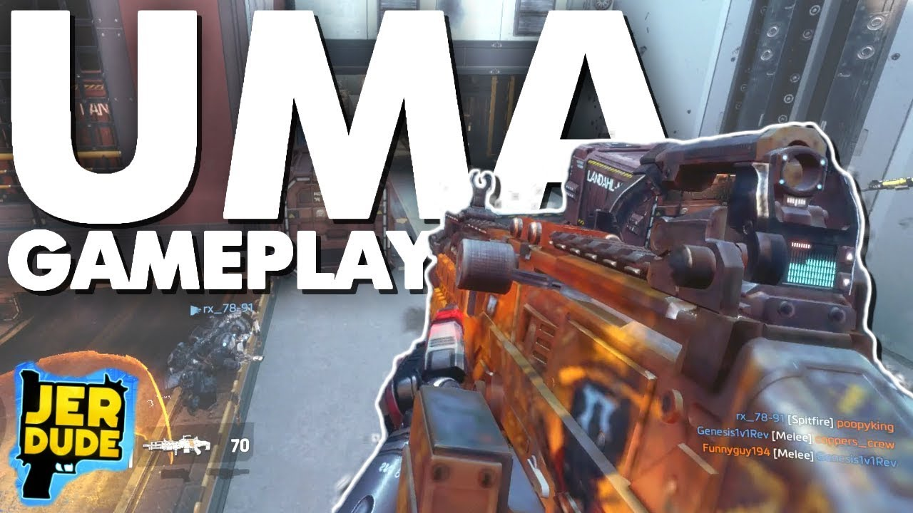 Titanfall 2 Uma Gameplay Postcards From The Frontier Live Fire