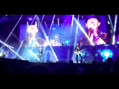 Scorpions - Blackout (live in Perm, Russia 2015)