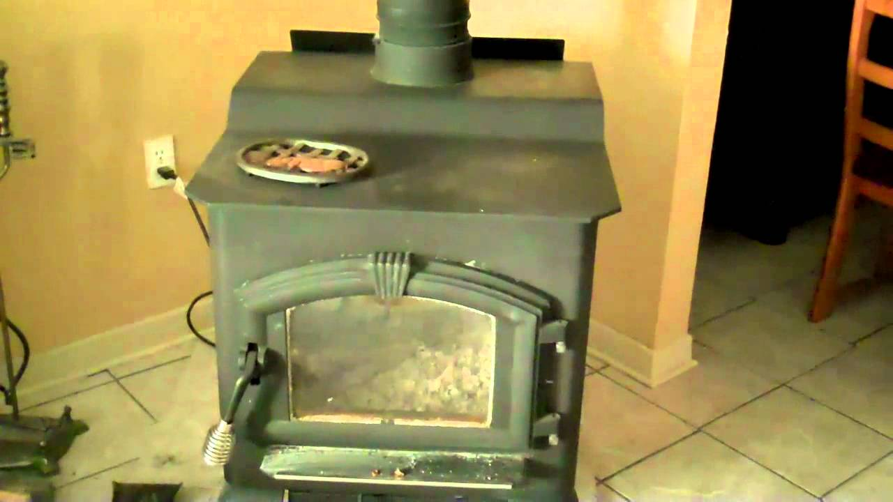 Heating With Our Magnolia U.S. Stove Co. Wood Burning Stove Pt 2 - YouTube - Heating With Our Magnolia U.S. Stove Co. Wood Burning Stove Pt 2