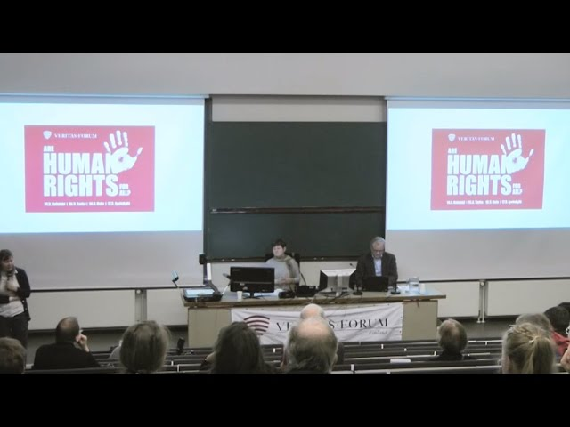 Are Human Rights For All? David McIlroy, Kevät Nousiainen