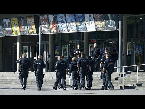 Man dies after hostages seized in German cinema