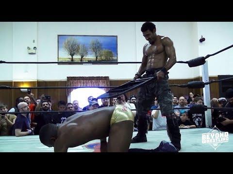 [Free Match] AR Fox vs. Brandon Watts | Beyond Wrestling #Americanrana (Lucha Underground, EVOLVE)