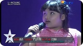 Repeat youtube video Putri Ariani Sings