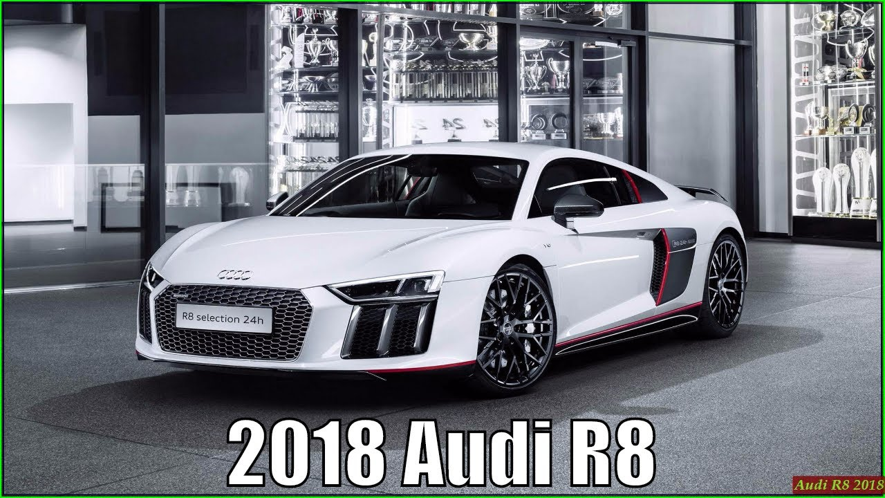audi r8 2018 new 2018 audi r8 v10 audi sport edition. Black Bedroom Furniture Sets. Home Design Ideas