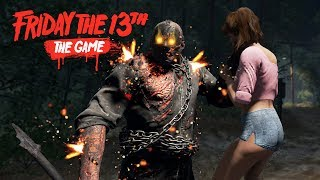 JASON IS BACK! (Friday the 13th Game)