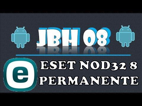 ESET NOD32 8 CON ACTIVADOR PERMANENTEMENTE (32 y 64 Bits)