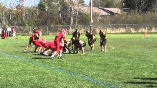 2013-09-28 Junior Huskies vs. Madawaska (Valley Mustangs) (part 01)