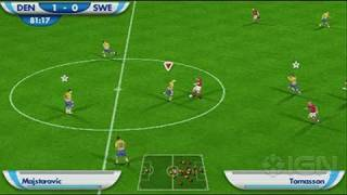 2010 FIFA World Cup South Africa Sony PSP Gameplay -