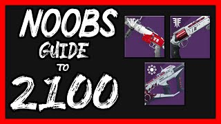 Noob Guide to 2,100 Points (Luna/Mountain Top/Recluse)