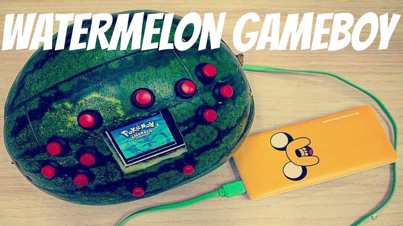 Battle pongwatermelon gaming laptop