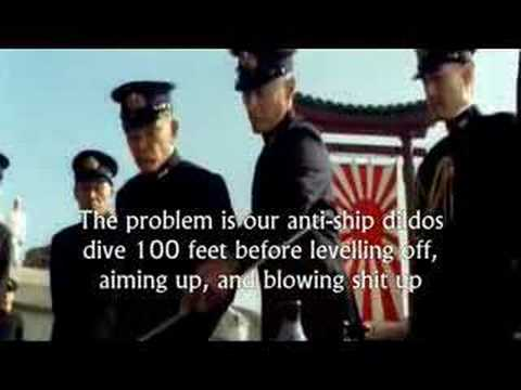 Pearl Harbour - the Preparation - The Japanese prepare for the attack on Pearl Harbour. (Comedy)