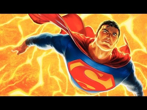 All Star Superman (Five for Fighting-Superman)