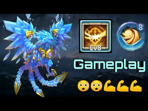 Lazulix | 8/8 Survival | Arena/Duengeon/Raid | GamePlay | Castle Clash