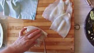 Thai Pesto With Flash-fried Calamari