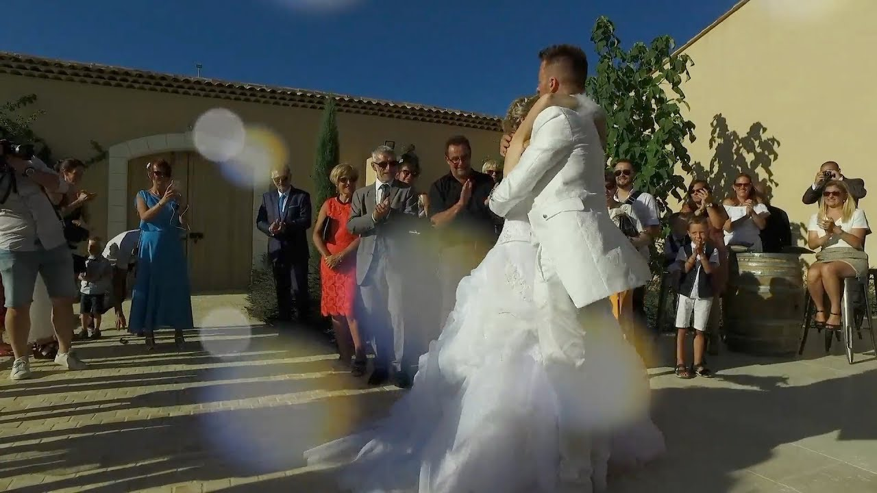 video mariage apero