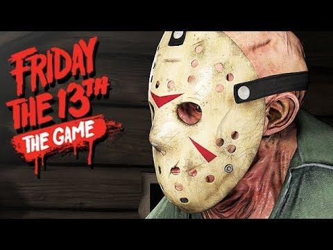 Friday The 13th The Game Gameplay German - Orgel mit dem Mund