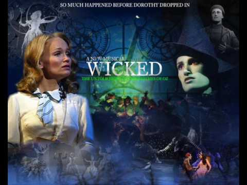 Wicked (What is This Feeling? or Loathing w/lyrics!)