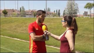 """Pablo Pinto: """"Me falta Saúl en la selección y me sobre algún defensa"""""""