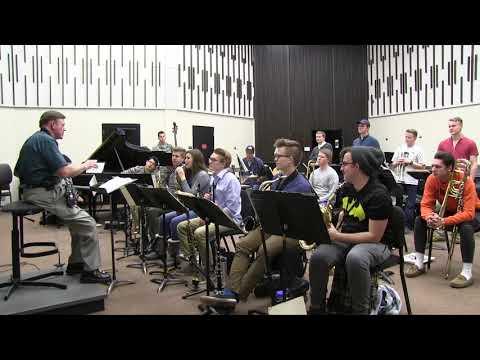 Jazz Big Band Tuning And Warmup Sequence