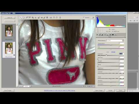 Photoshop CS4 - Phan 1 - Bai 5 - File anh Raw toi tot hon .JPG