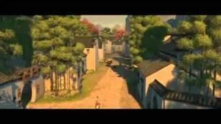 Kung Fu Panda 2: Official Trailer 2011 Swedish