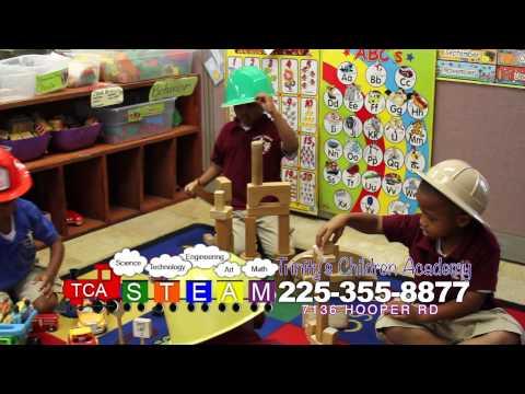 TRINITY Children's Academy By High Definition Media Inc.