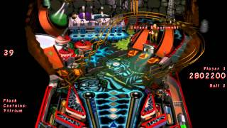 Full Tilt! 2 Pinball - Mad Scientist (Gameplay)