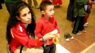 Mimi Smith - Nintendo - Live Wii Fit Plus Presentation