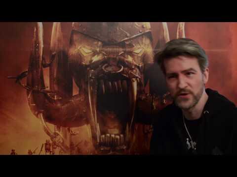 Creative Producer Achim Heidelauf talks about the worlds of Motörhead Through the Ages!
