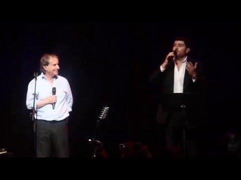 Arman Hovhannisyan & Chris de Burgh